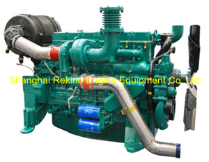 Weichai WP13 pump stationary diesel engine motor 310KW