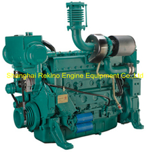 Weichai WP12 pump stationary diesel engine motor 335KW