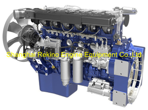 Weichai WP13.480E501 construction diesel engine 480HP 1900RPM for Crane