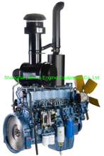 Weichai WP7G143E200 construction diesel engine motor 143HP 1900RPM for bulldozer
