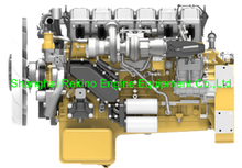 Weichai WP12G360E302 WP12G360E310 construction diesel engine motor 360HP 2100RPM for bulldozer