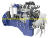Weichai WP6G125E332 diesel engine motor for Wheel loader 125HP 2200RPM