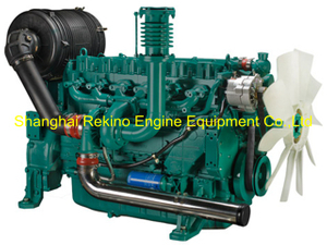 Weichai WP10 stationary pump diesel engine motor 190KW