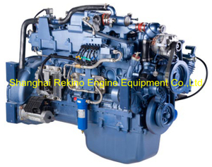 Weichai WP10G260E31NG Natural gas engine 260HP 2200RPM for wheel loader