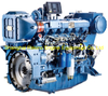 Weichai WP12C400-18 marine boat propulsion diesel engine 400HP 1800RPM